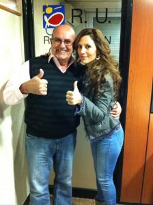 2014-11-20 Carmen Lemos y Tiny Gragera 20-11-2014