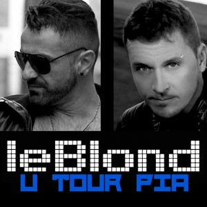 Cartel U tour pia