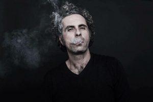 Marcel Pozo humo